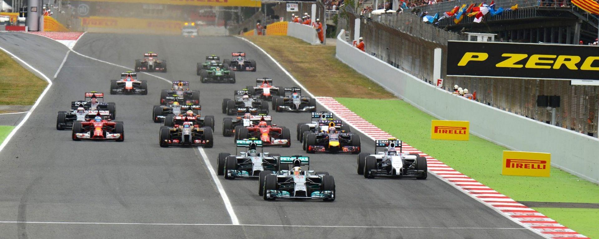 F1 2016 - Gran Premio di Spagna - Info e Risultati