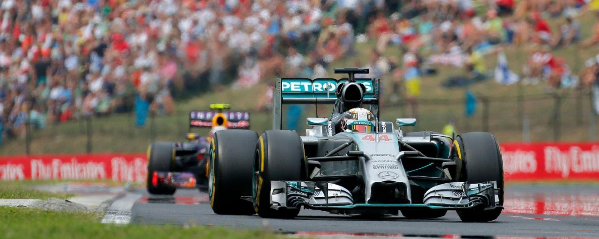F1 2016 - Gran Premio d'Ungheria - Info e Risultati
