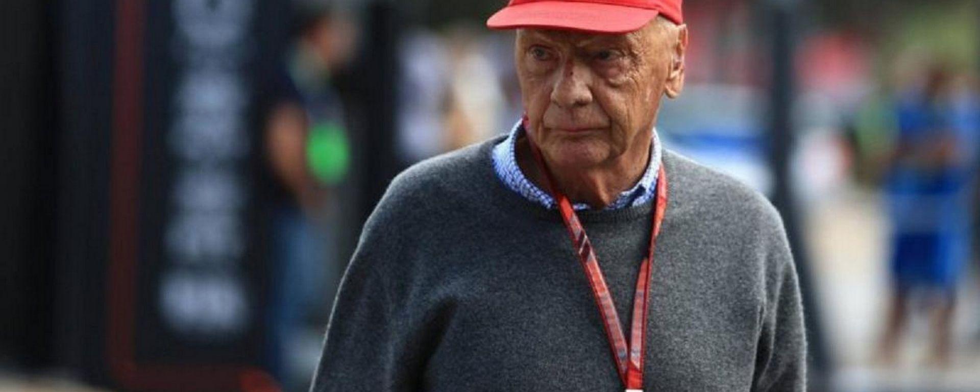 F1: grave Niki Lauda, trapianto di polmone nella notte
