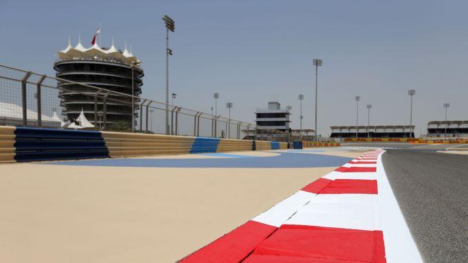 F1: il Bahrain International Circuit
