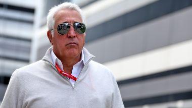 F1, il boss Aston Martin, Lawrence Stroll