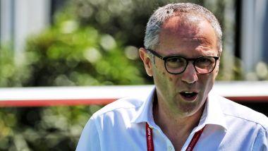 F1, il Ceo Stefano Domenicali (Liberty Media)