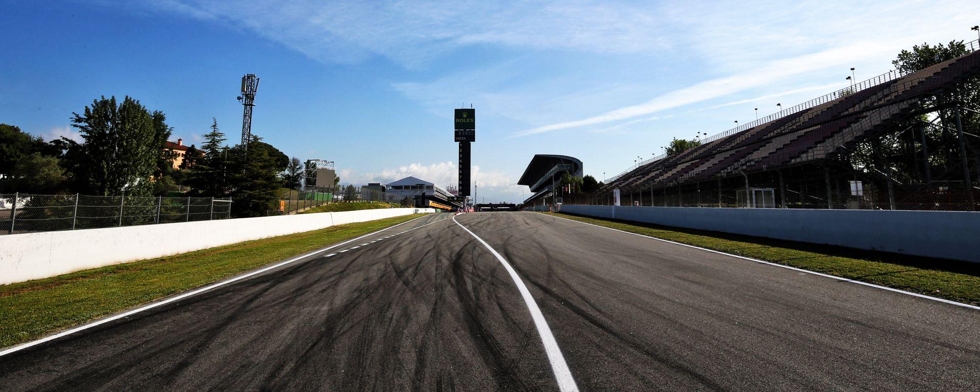 F1: il Circuit de Catalunya di Barcellona, sede del GP Spagna