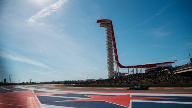 F1, il Circuit of the Americas di Austin