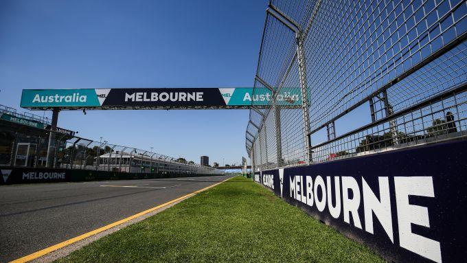F1: il circuito dell'Albert Park di Melbourne, attuale sede del GP Australia