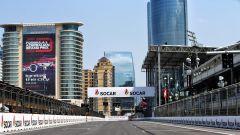 Albo d'oro GP Azerbaijan F1