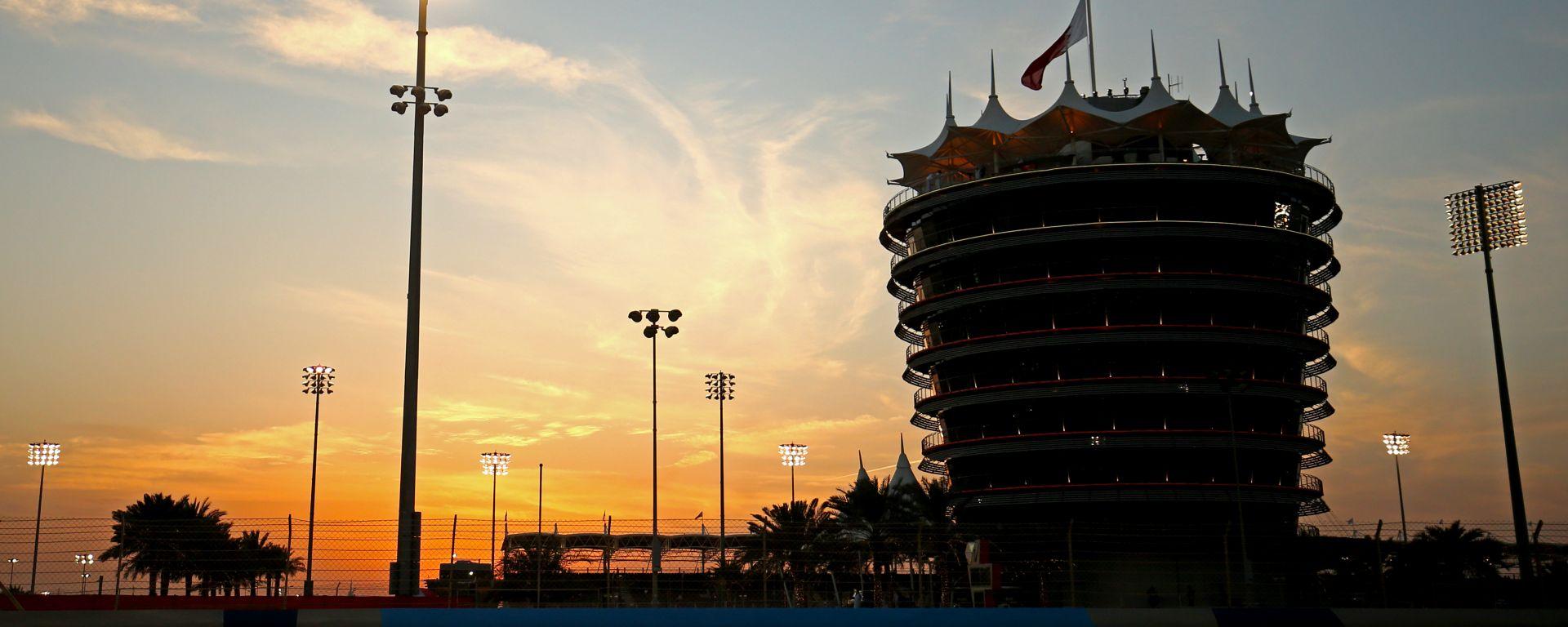 F1: il circuito di Sakhir, sede del GP Bahrain
