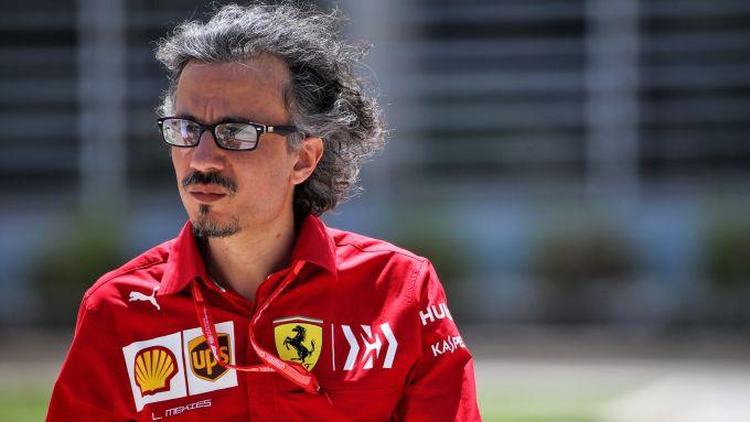 F1, il direttore sportivo della Scuderia Ferrari, Laurent Mekies
