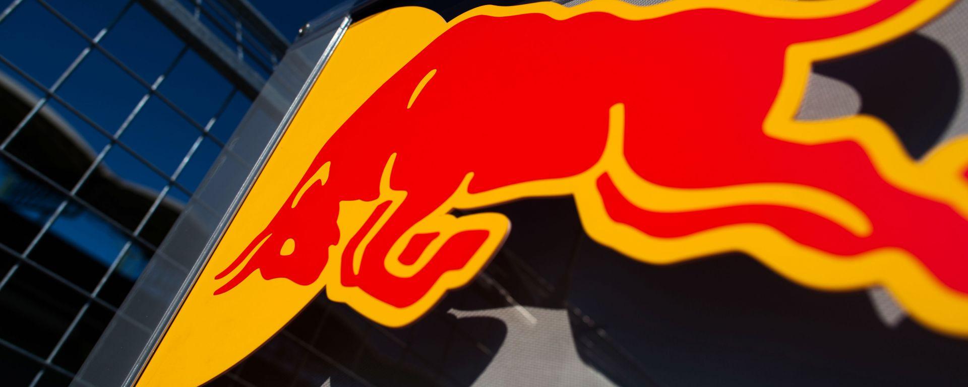 F1, il logo Red Bull