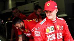 Verso la F1: PL1 al Nurburgring per Schumacher e Ilott