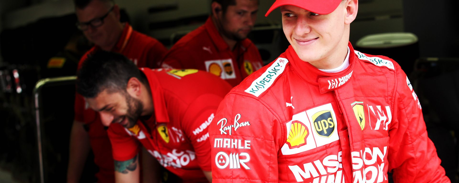 F1 in-season test 2019 Sakhir: Mick Schumacher (Scuderia Ferrari)