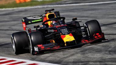 F1 in-season test Barcellona 2019: Dan Ticktum al volante della Red Bull RB15