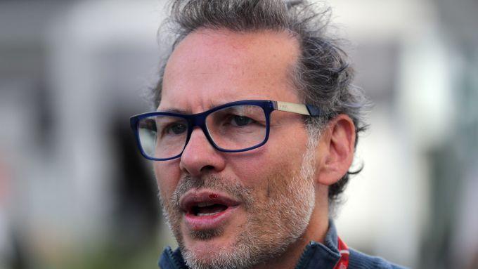 F1: Jacques Villeneuve