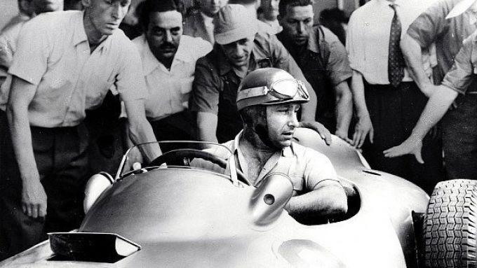 F1: Juan Manuel Fangio