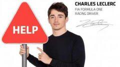 F1: la campagna sociale per Sciarl