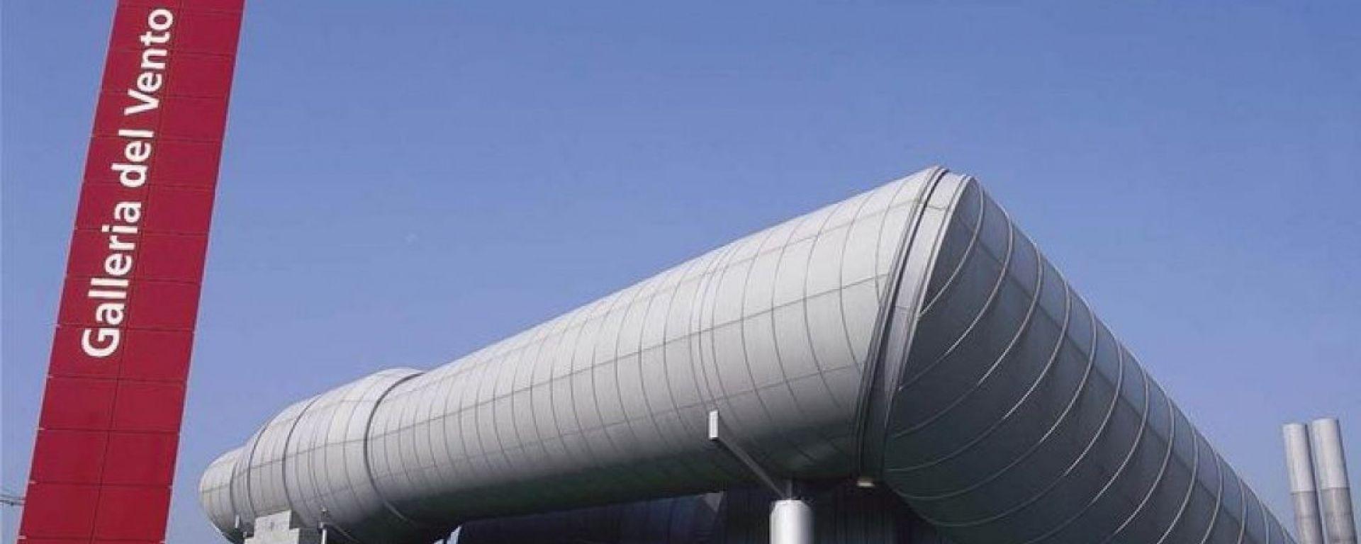 F1: la Galleria del vento della Ferrari a Maranello
