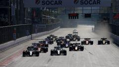 GP Azerbaijan 2019 - La Var del weekend di Baku