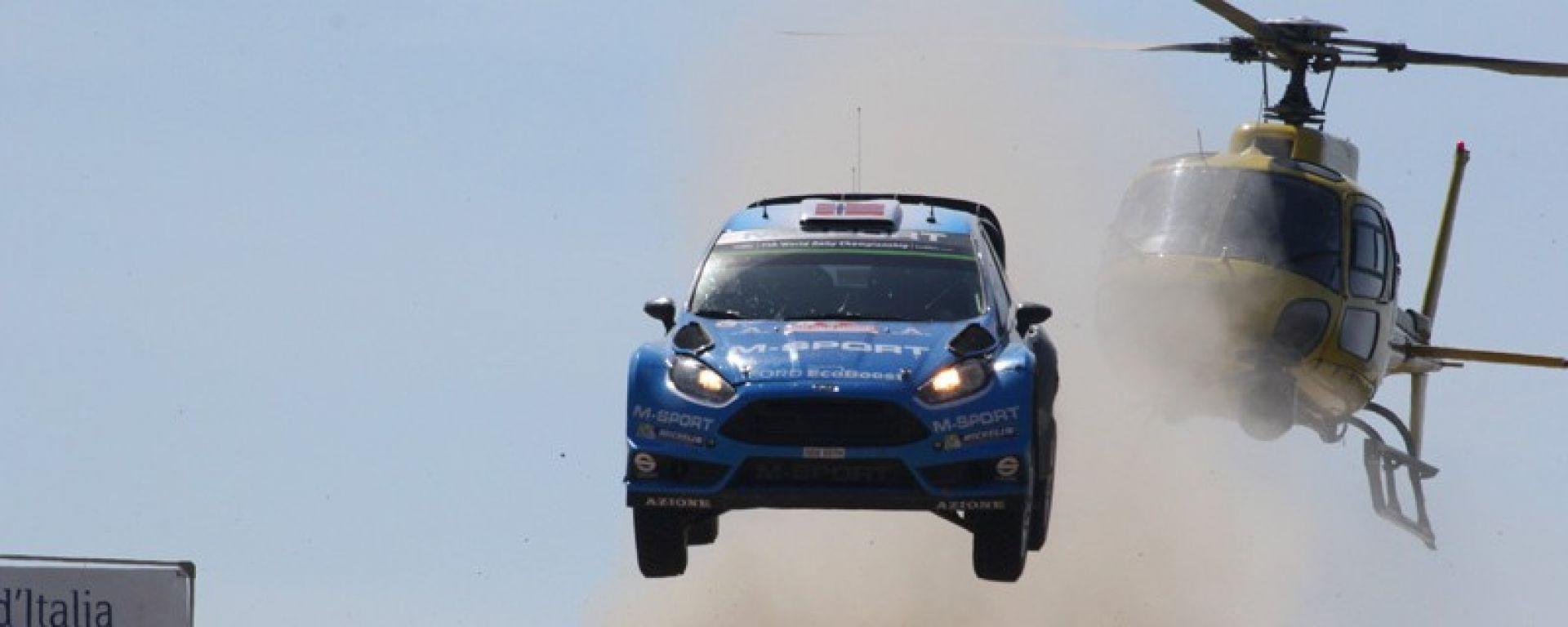 F1?! La Rai punta tutto sul Rally di Sardegna 2018