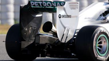 F1: la trombetta provata dalla Mercedes nel 2014