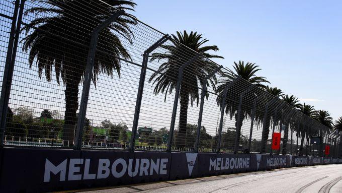 F1, l'Albert Partk di Melbourne è sede dal 1996 del Gp d'Australia