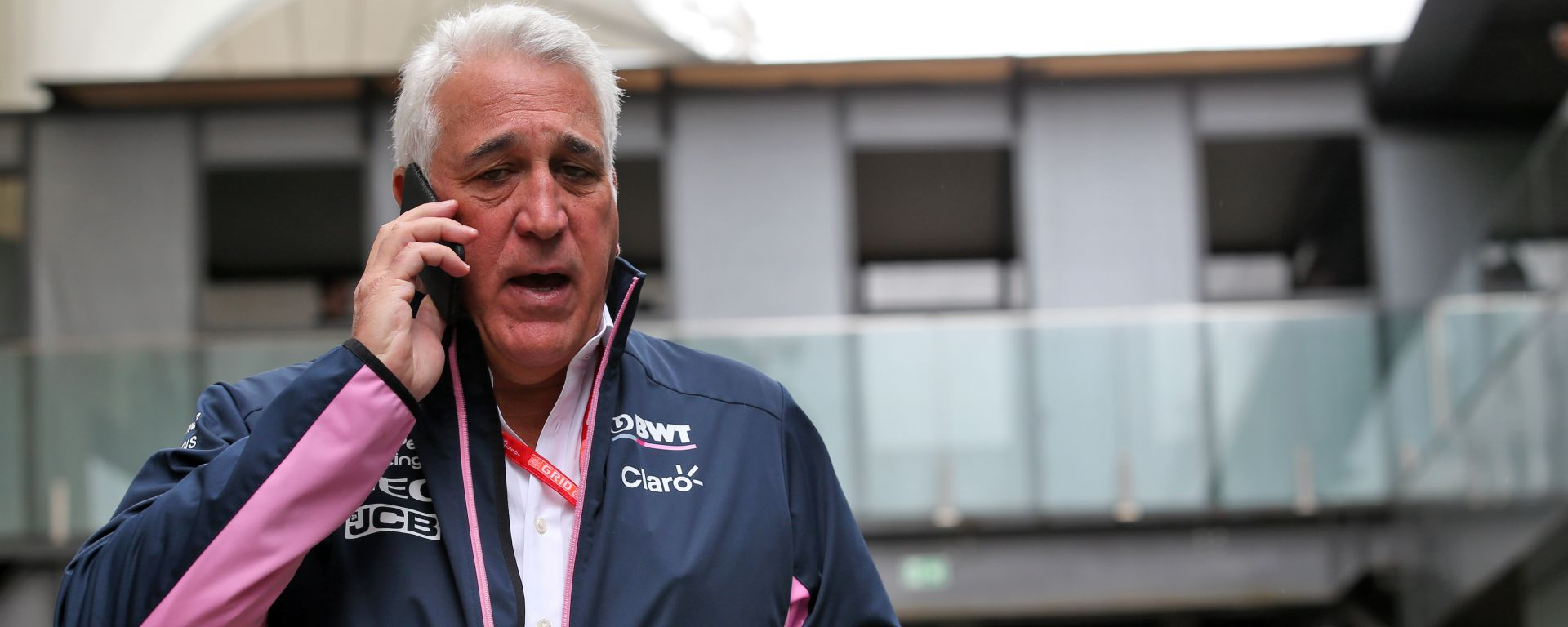 F1: Lawrence Stroll (Racing Point)