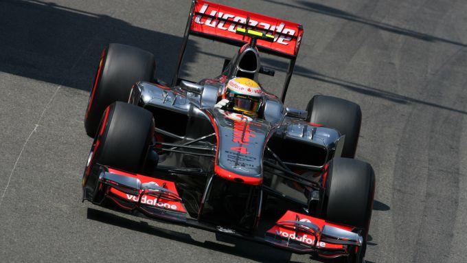 F1, le monoposto più belle del decennio: menzione speciale, la McLaren MP4-27 del 2012