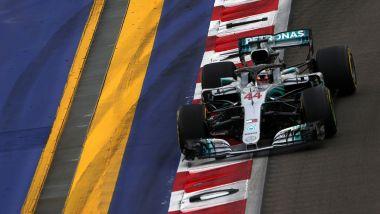 F1, le monoposto più belle del decennio: posizione #4, la Mercedes F1 W09 del 2018