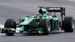 F1, le monoposto più brutte del decennio: posizione #1, la Caterham CT05 del 2014