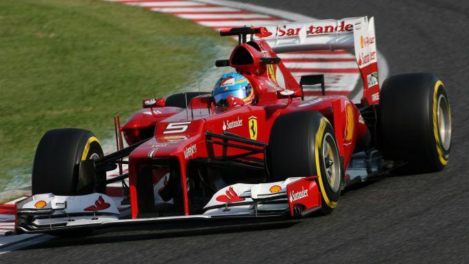 F1, le monoposto più brutte del decennio: posizione #5, la Ferrari F2012 del 2012