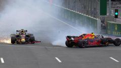 Leclerc-Vettel e tutti gli incidenti tra compagni di team - Immagine: 12