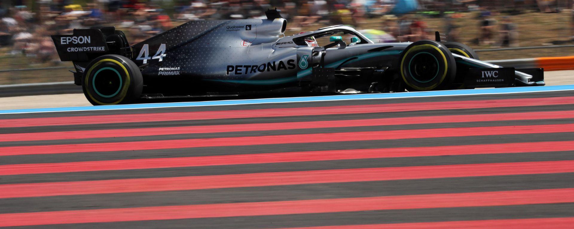 F1, Lewis Hamilton è il vincitore del Gp Francia 2019