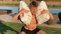 F1: l'incredibile Hulk e i sacchi di cemento