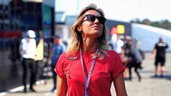 F1, Mara Sangiorgio (Sky Sport)