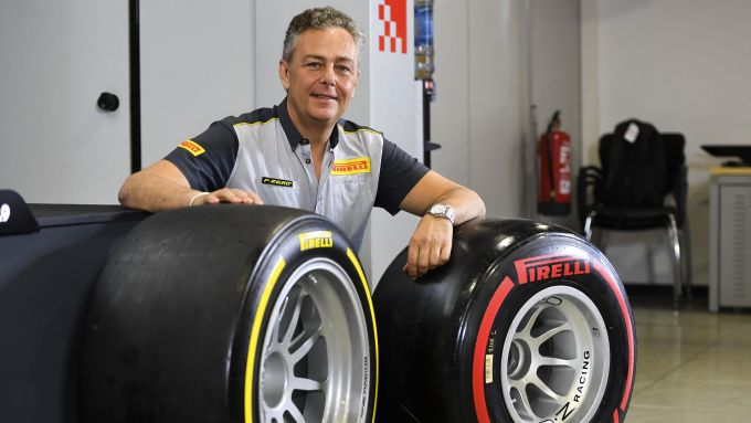 F1, Mario Isola (Responsabile F1 & Car Racing Pirelli)
