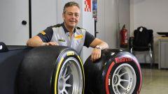 F1, Mario Isola (Responsabile F1 & Car Racing Pirelli)
