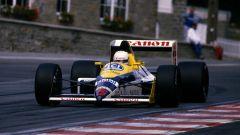 F1, Martin Brundle nel suo unico Gp con la Williams in Belgio nel 1988