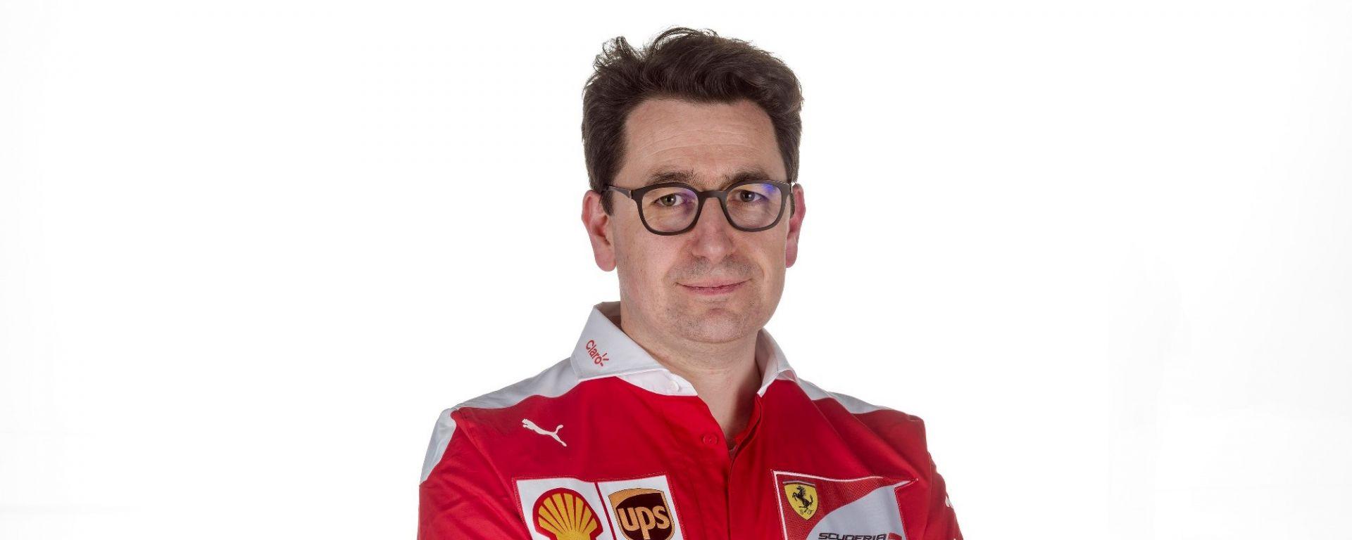Mattia Binotto, chi è il nuovo team principal della Ferrari