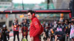 F1, Mattia Binotto è team principal della Ferrari dal 2019