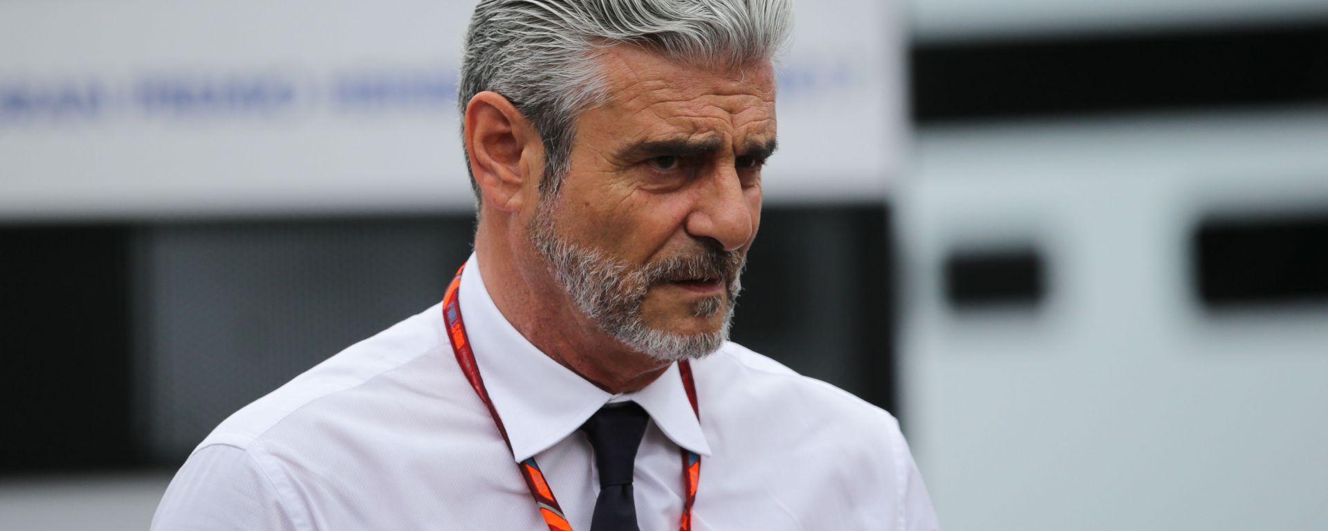 F1, Maurizio Arrivabene