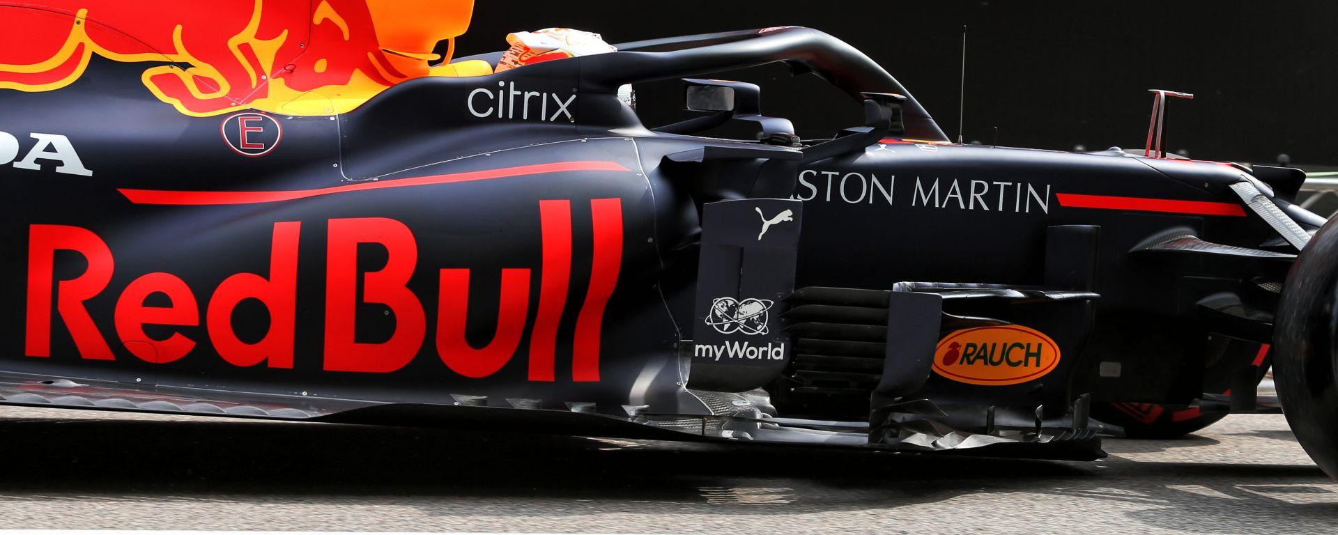 F1: Max Verstappen (Red Bull)