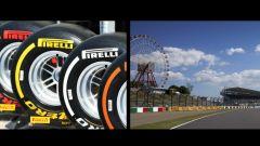 F1 GP Belgio e Giappone: annunciate le mescole Pirelli - Immagine: 1