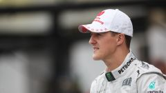 Schumacher: cure a Parigi con cellule staminali