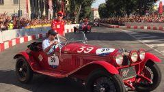 F1 Milan Festival, Vettel sgassa (e sbatte!) in Darsena - Immagine: 2
