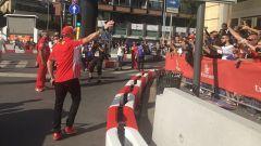 F1 Milan Festival, Vettel sgassa (e sbatte!) in Darsena - Immagine: 5