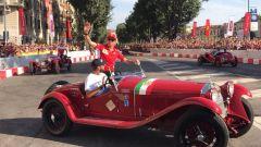 F1 Milan Festival, Vettel sgassa (e sbatte!) in Darsena - Immagine: 7