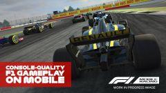 F1 Mobile Racing: ecco il gioco della Formula Uno, per smartphone  - Immagine: 2