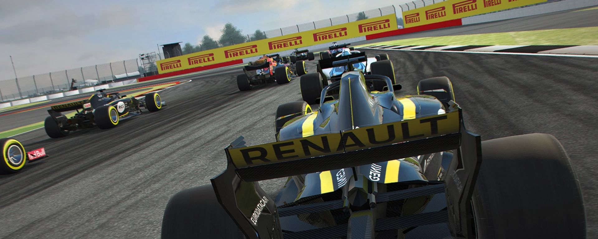 F1 Mobile Racing: ecco il gioco della Formula Uno, per smartphone