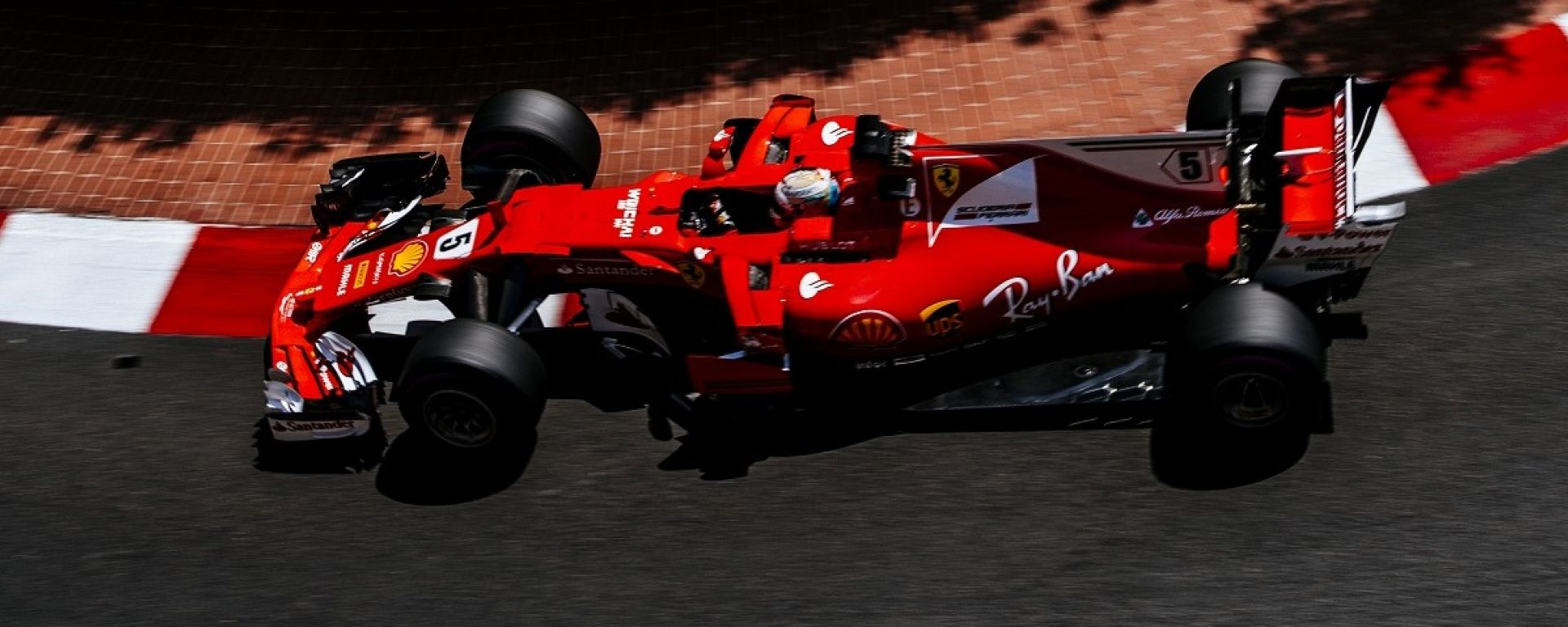F1 Monaco 2018