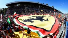 F1 Monza tifosi Ferrari