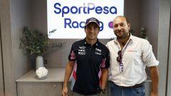 F1 Monza: un pomeriggio in SportPesa Racing Point - Immagine: 5